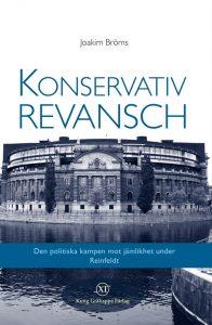 Konservativ revansch, 2014, omslag.